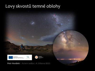 Přednáška Lovy skvostů temné oblohy