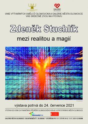"""Výstava """"Mezi realitou a magií"""" prof. Zdeňka Stuchlíka"""