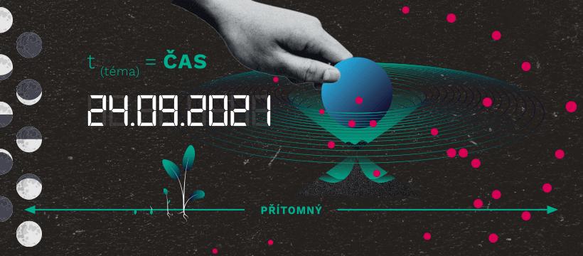 Téma Noci vědců 2021 je čas. Zdroj: NocVedcu.cz